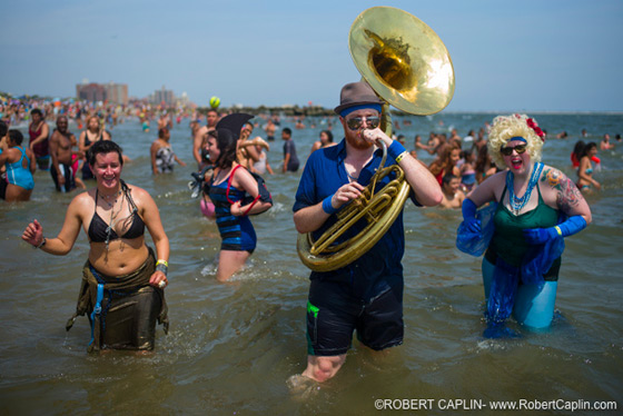2013 Mermaid Parade