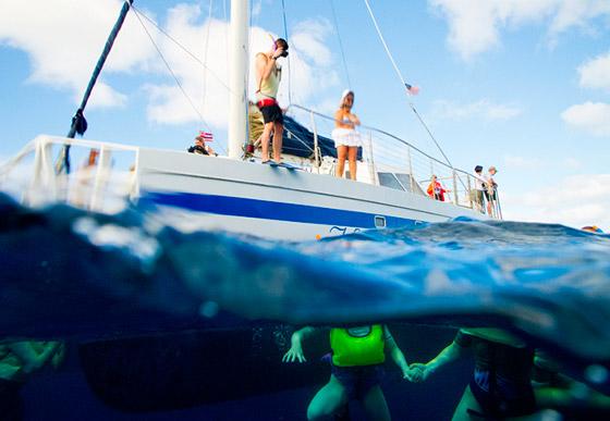 Underwater Makaha