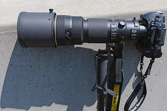 Nikon 200-400 II