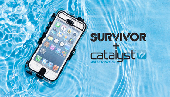 Survivor + Catalyst case