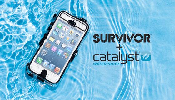 Survivor + Catalyst case