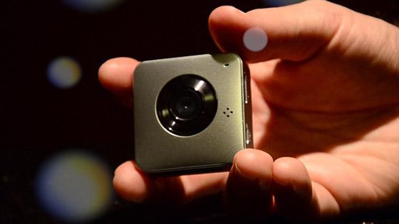 ParaShoot Camera