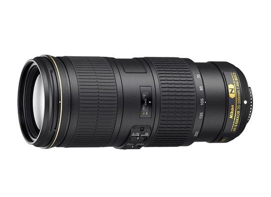 Nikon 70-200mm f/4