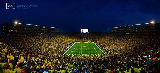 Notre Dame - Michigan