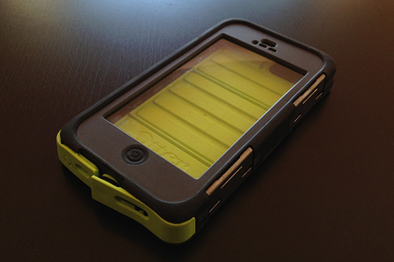 huge discount 0f7a4 72e5e OtterBox Armor Series Waterproof iPhone 5 Case Review - by Marko ...