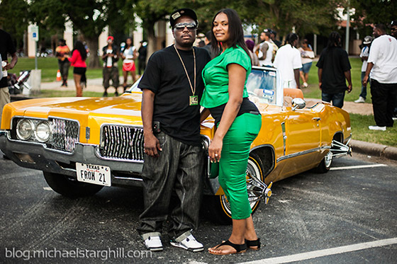 Houston Slab Parade: Pop Trunk And Portraits – By Michael Starghill