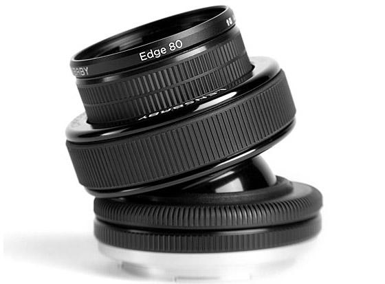 Lensbaby Edge 80
