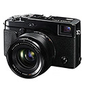 Fuji X-Pro 1 with 23mm lens