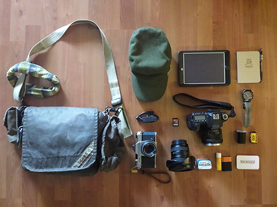 In My Bag Istanbul Edition By Isaac Zapata The Photo