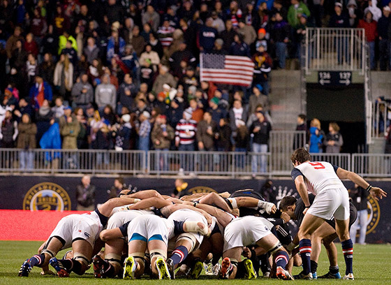 USA Eagles vs New Zealand Maori All Blacks