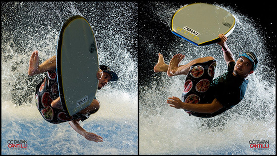 FlowRider Surf Action
