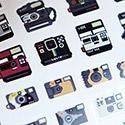 PetaPixel Camera Stickers