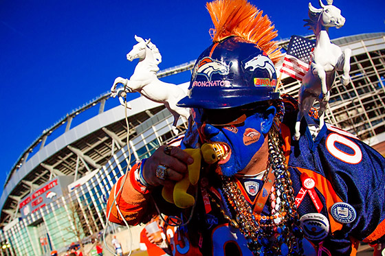 Denver Broncos - Kansas City Chiefs