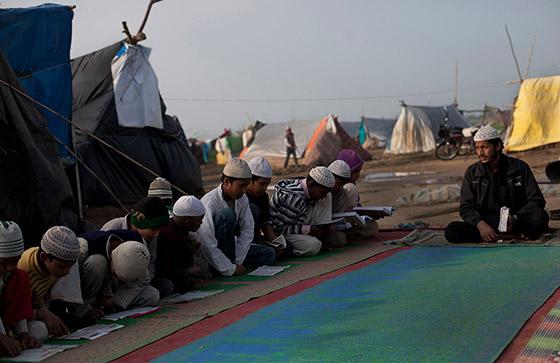Shamli Relief Camps
