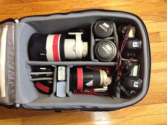 Elan Kawesch's bag