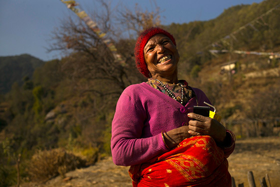 Nepal instax