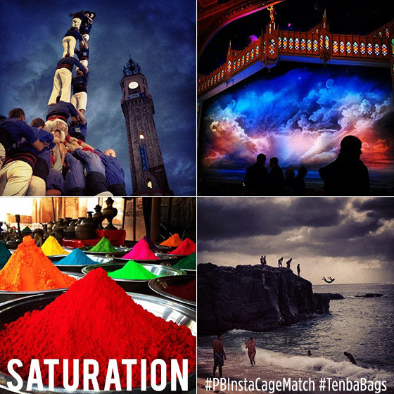 instagram contest saturation