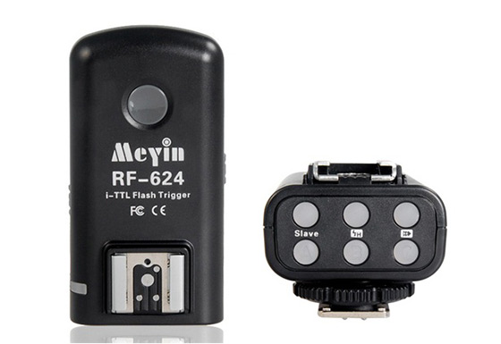 Meyin RF624 flash trigger