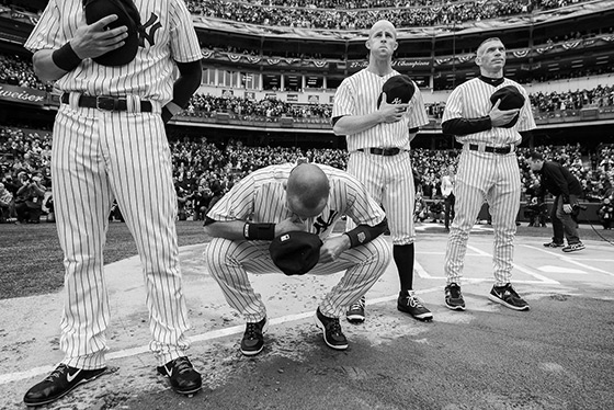 Yankees Opening Day 2014