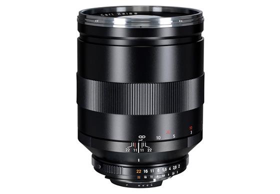 Zeiss 135 f2 APO Sonnar lens