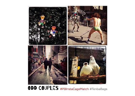 odd couples