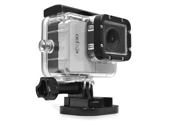 eXpo Hi-Res Action Cam