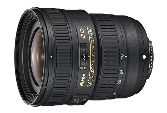 Nikon 18-35mm