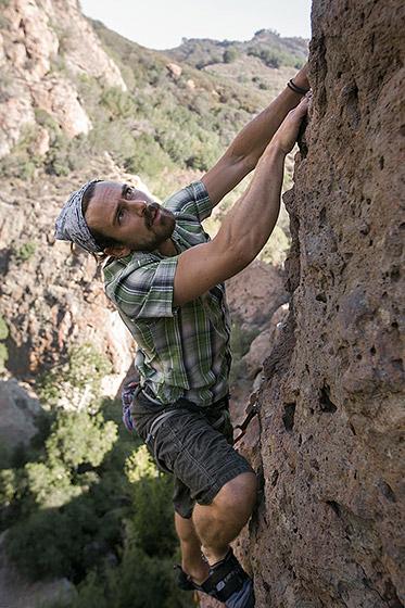 recent climbing