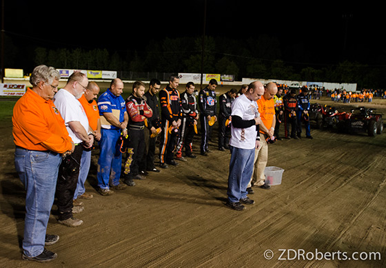 Kevin Ward Jr Memorial