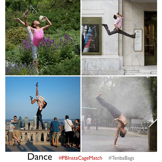 dance instagram contest