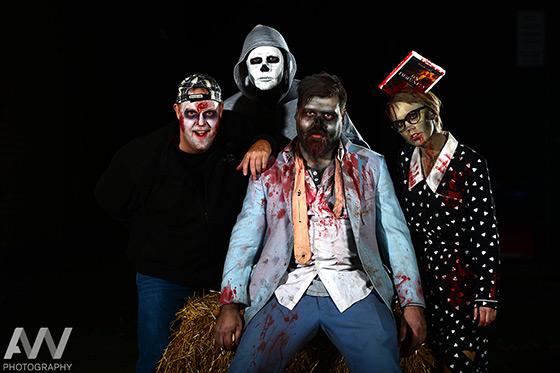 2014 zombie crawl