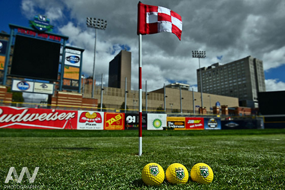 Mini-Golf Fifth Third Field