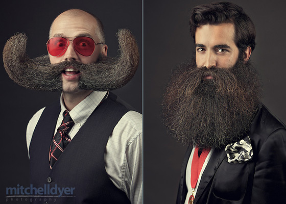 World Beard Mustache Competition