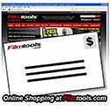 FilmTools Gift Certificate