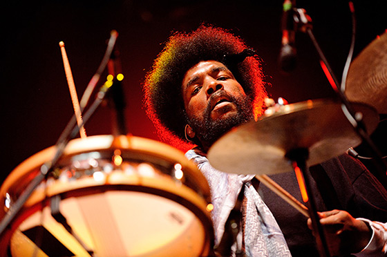 Todd Owyoung - Questlove