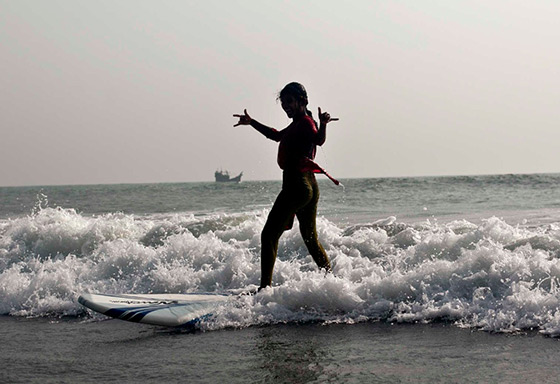 Support The Bangladeshi Surf Girls By Allison Joyce The