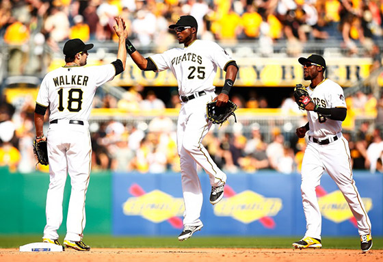 Pittsburgh Pirates Opening Day