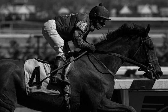 Jockey CC Lopez
