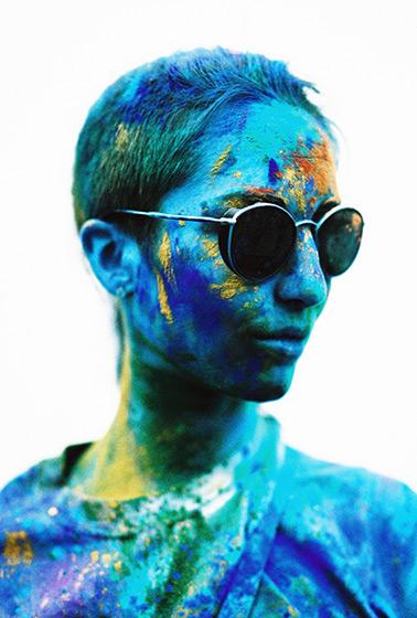 Lomography Turquoise
