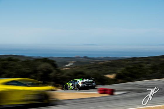Lamborghini Super Trofeo - Laguna Seca
