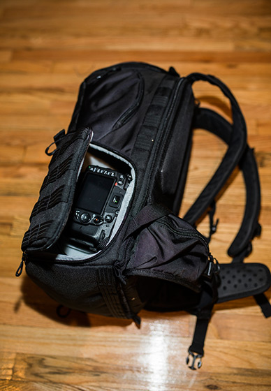 Lowepro Protactic 450 The Haul It All Option By Zach