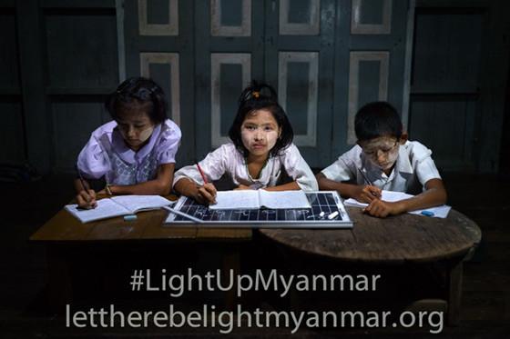 Light Up Myanmar