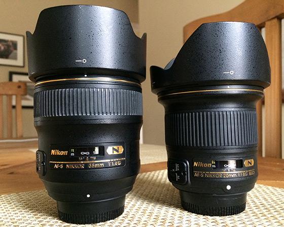 Nikon 20mm