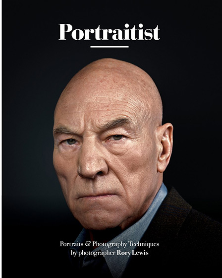 Portraitist – by Rory Lewis