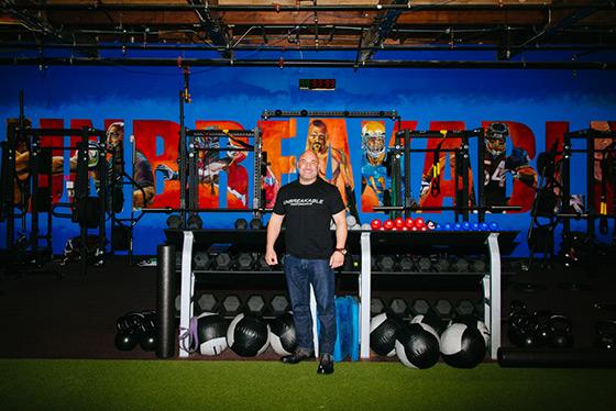 Unbreakable Gym