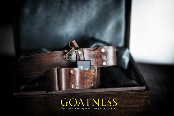 Goatness Traveller strap