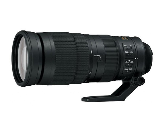 Nikon 200-500