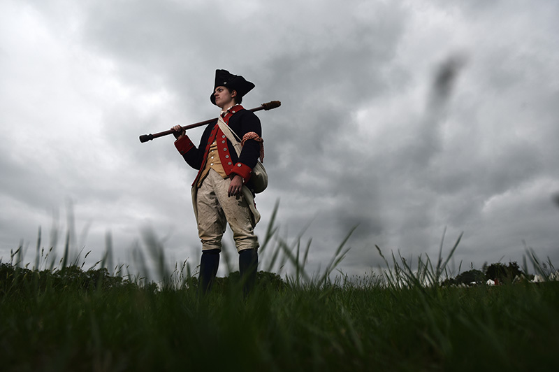 A Revolutionary War Weekend - by C S  Muncy - The Photo Brigade