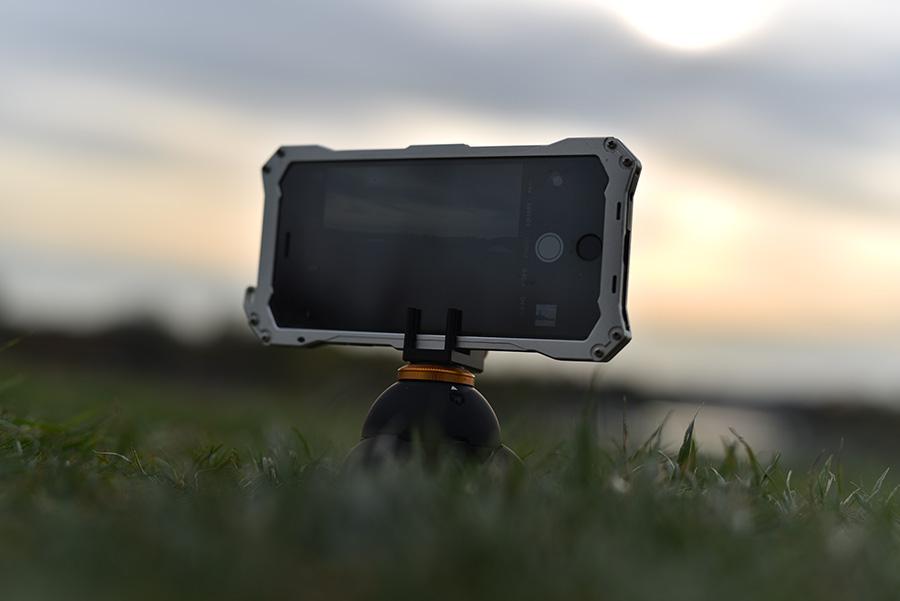 Polaroid Panorama EyeBall Head