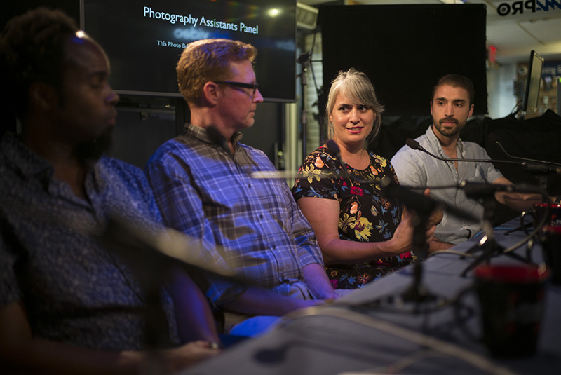 Photo Assistants Panel